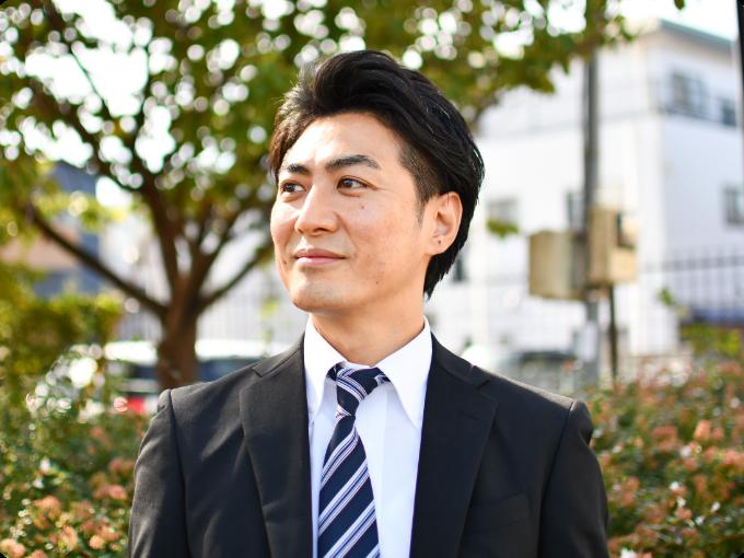 米田 太吾 さん